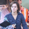 Emma Watson on The Bling Ring Set in LA Pictures