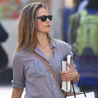 Keri Russell in NYC Pictures Before 36th Birthday