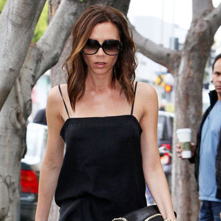 Victoria Beckham Wearing a Tank Top Pictures