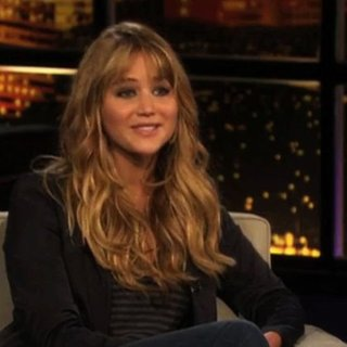 The Hunger Games Jennifer Lawrence On Chelsea Lately (Video)