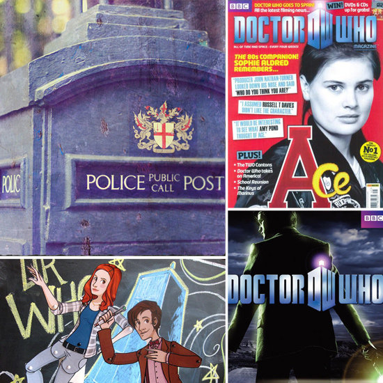 Window Shopping: 9 Cool Items For Whovians