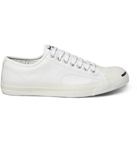 Converse Jack Purcell Leather Sneakers | MR PORTER