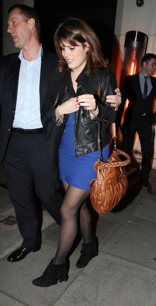 Princess Eugenie celebrated her 22nd birthday in March.