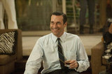 Jon Hamm as Don Draper on Mad Men.  Photo courtesy of AMC