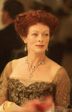 Frances Fisher in Titanic.  Photo courtesy of Paramount Pictures