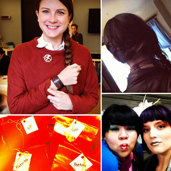 Check Out Hunger Games Instagram Pics From Opening Weekend!