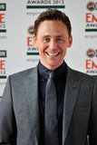 Tom Hiddleston at the Jameson Empire Awards.