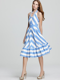 Kate Spade New York Soleil Tea-Length Dress ($478)
