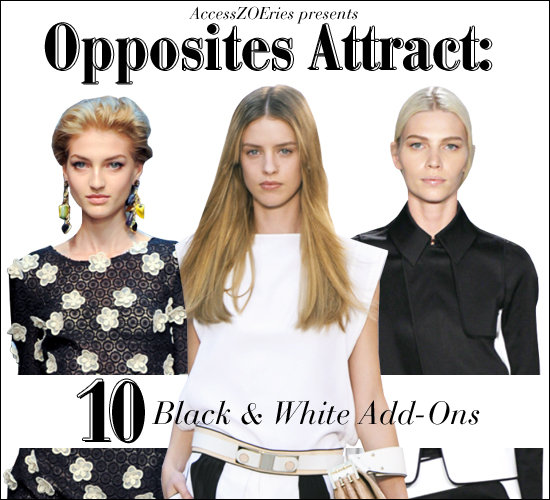 Sneak Peek: The Latest Zoe Report Is All About Black and White