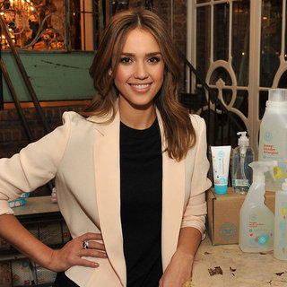 Interview With Jessica Alba About The Honest Company