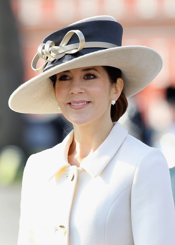 Princess Mary Joins Prince Charles and Camilla Parker-Bowles For More of Their Danish Tour