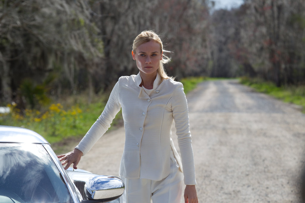 Diane Kruger as The Seeker in The Host.  Photo courtesy of Open Road Films