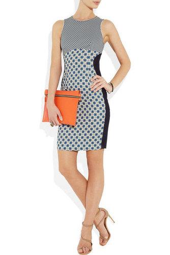 Victoria Beckham|Oversized leather pouch|NET-A-PORTER.COM