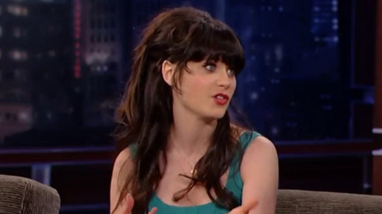 Zooey Deschanel Talks Being Terrified by Her Sister Emily