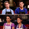 Who Will Win My Kitchen Rules 2012? Nic and Rocco or Leigh and Jennifer?