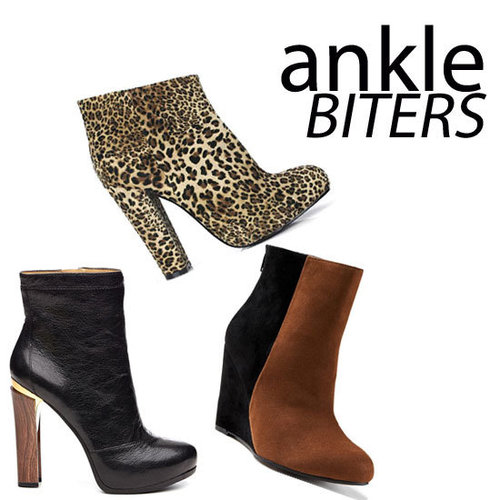 Five of the Best Ankle Boot Styles To Buy Now: Shop The Best from Nine West, Wanted Shoes, PeepToe Shoes & more!