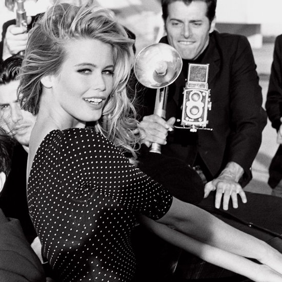 Claudia Schiffer&#039;s Guess 30th Anniversary Ad Campaign