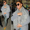 Beyonce Oversized Circle Sunglasses