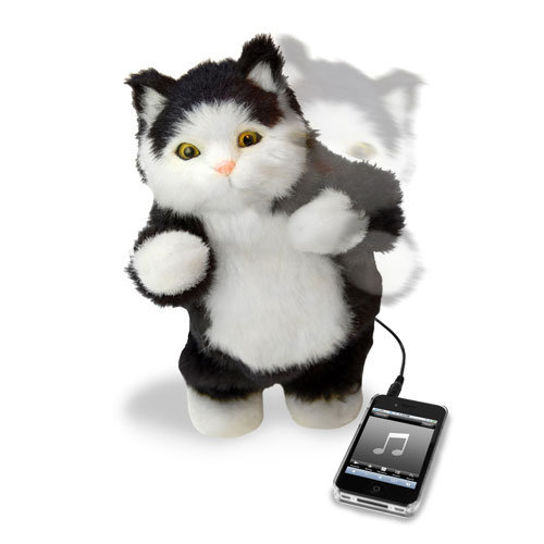 Dancing Cat Speaker ($40)