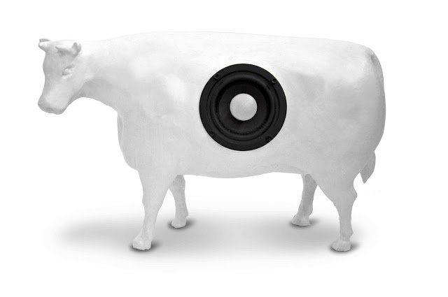 Cow Speaker (Price TBD)