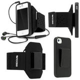 Incase iPhone Sports Armband Deluxe and In-Ear Headphones