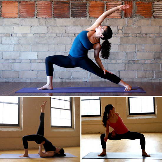Yoga Sequence For Slimmer, Sculpted Inner Thighs