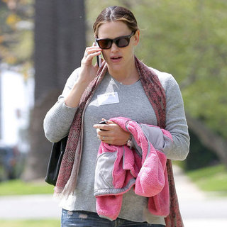 Jennifer Garner Santa Monica Pictures
