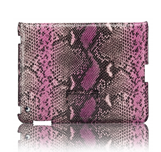 Melis Fuschia iPad case ($225)