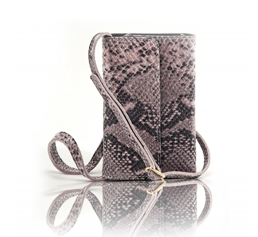 Poudre crossbody iPhone case ($130)