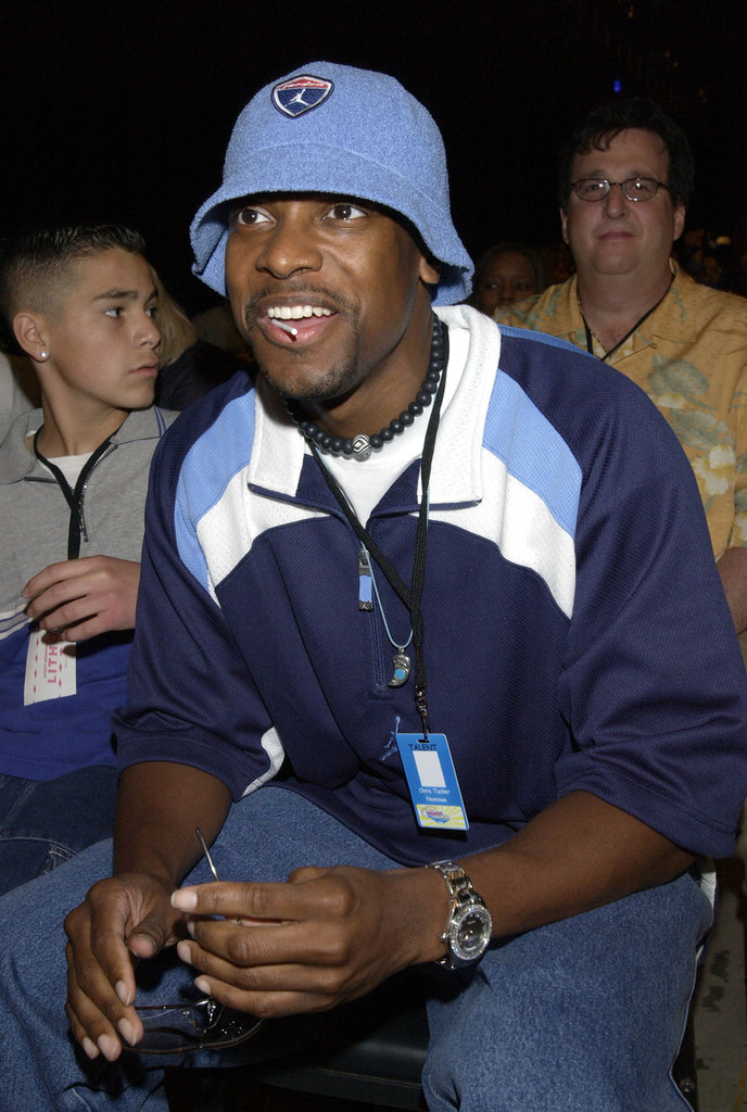 Chris Tucker, 2002