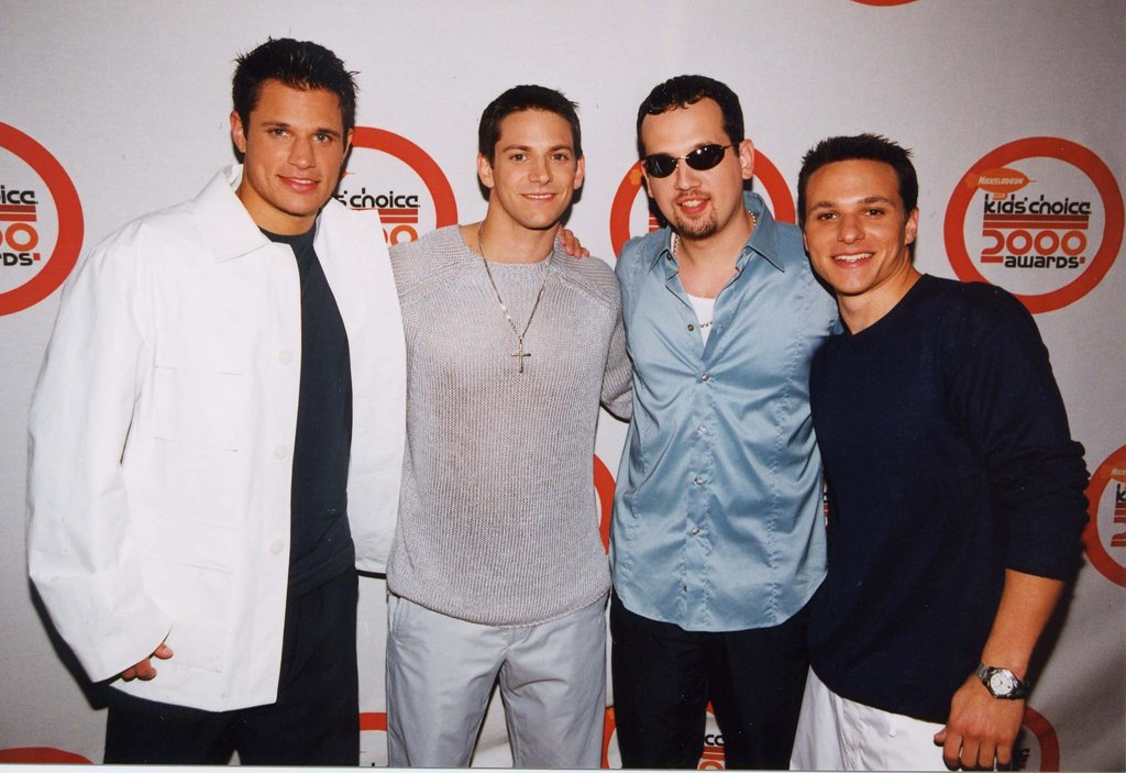 98 Degrees, 2000