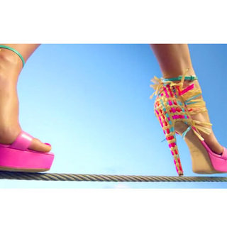 This Season's Hottest Designer Heels: Watch Net-a-Porter's edit of the Spring Summer 2012 Shoe Season with their High Wire Act!