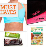 Fit For April: Must Haves