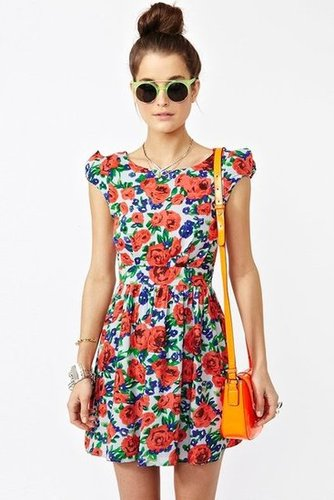 Rosebud Dress in What's New at Nasty Gal