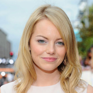 Wavy Hair Tutorial: Emma Stone at the 2012 Kids' Choice Awards