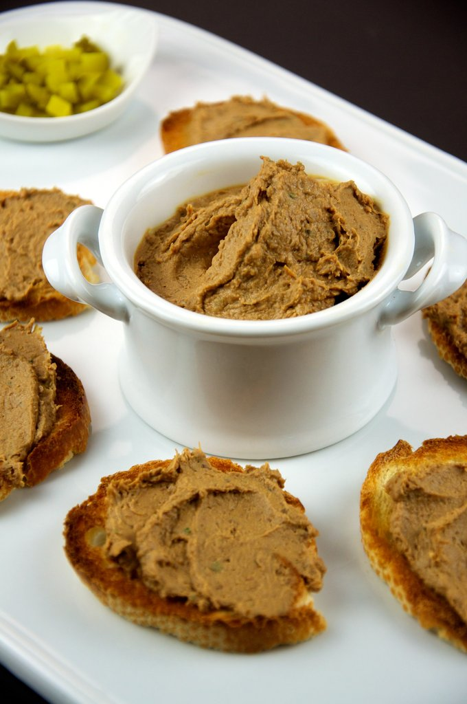 Chicken Liver Pâté