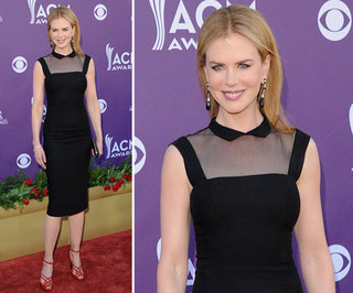 Nicole Kidman Country Music Awards 2012