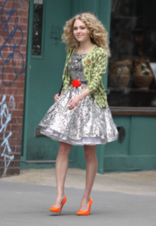 The Carrie Diaries Style