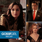 "Top OMG Moments From Gossip Girl ""Con Heir"""