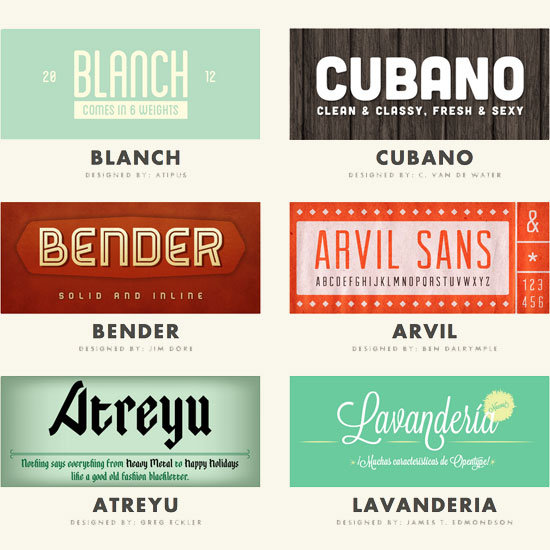 Where to Download Free Fonts For Your Wedding Invitations