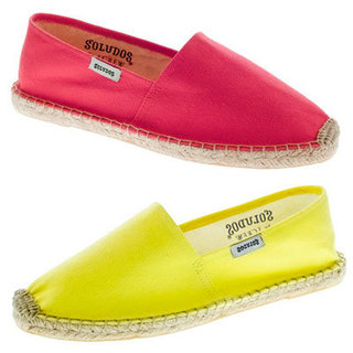 Soludos For J.Crew Shoes Collaboration