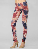 """""""The printed pant is a huge Spring trend, and ever since seeing Olivia Palermo wearing Paige's version with snakeskin pumps and a navy peacoat, I knew I had to take the plunge.""""  — Liza Kaplan, senior producer, FabSugarTV  Paige Verdugo Ultra Skinny Jeans ($199)"""