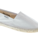 Soludos For J.Crew Dali Espadrilles in White ($35)