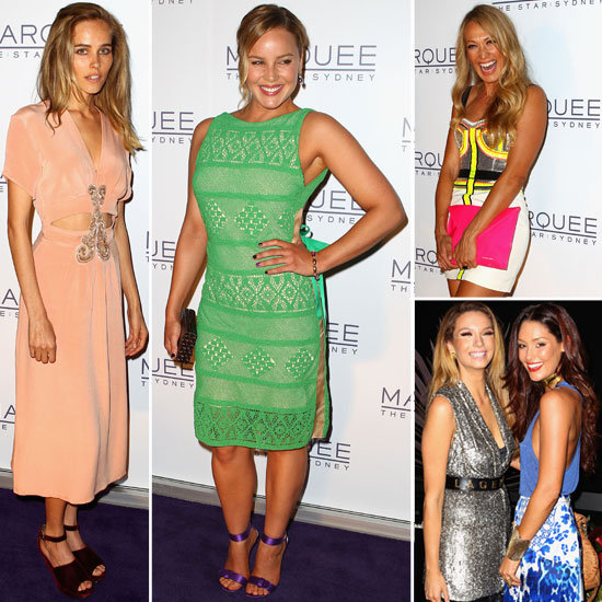 Scope Marquee's Star-Studded Opening Party Pictures!