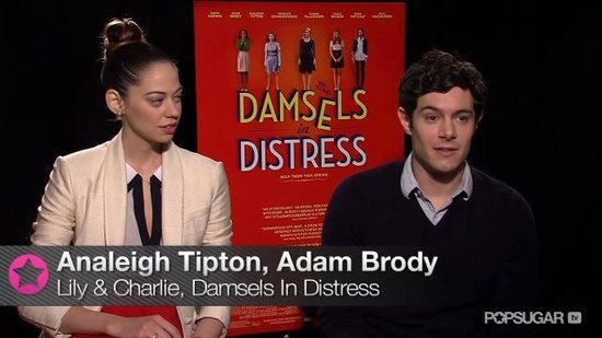 "Adam Brody's Pickup Philosophy: ""Seduce and Destroy!"""