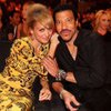 Nicole Richie at Lionel Richie and Friends Concert Pictures