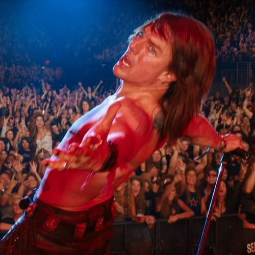 Tom Cruise Singing Bon Jovi in Rock of Ages Video