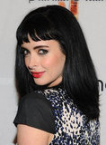 Krysten Ritter attended the premiere of Life Happens.