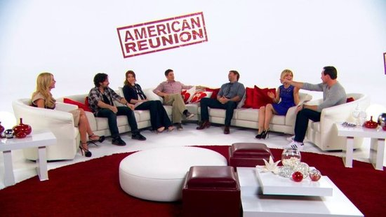 Video: American Reunion Cast on the Heart of Their New Movie