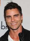 Colin Egglesfield at the premiere of Life Happens in Century City.
